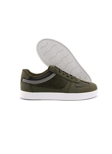Letoon Ayakkabı Haki